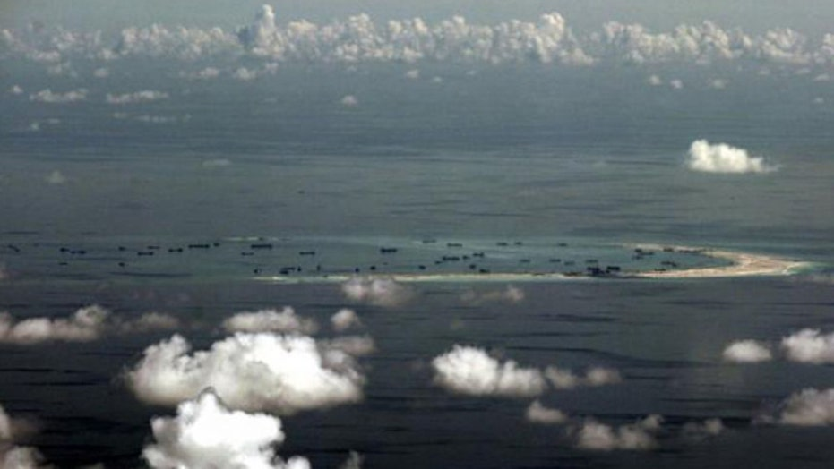Trouble brewing in South China Sea