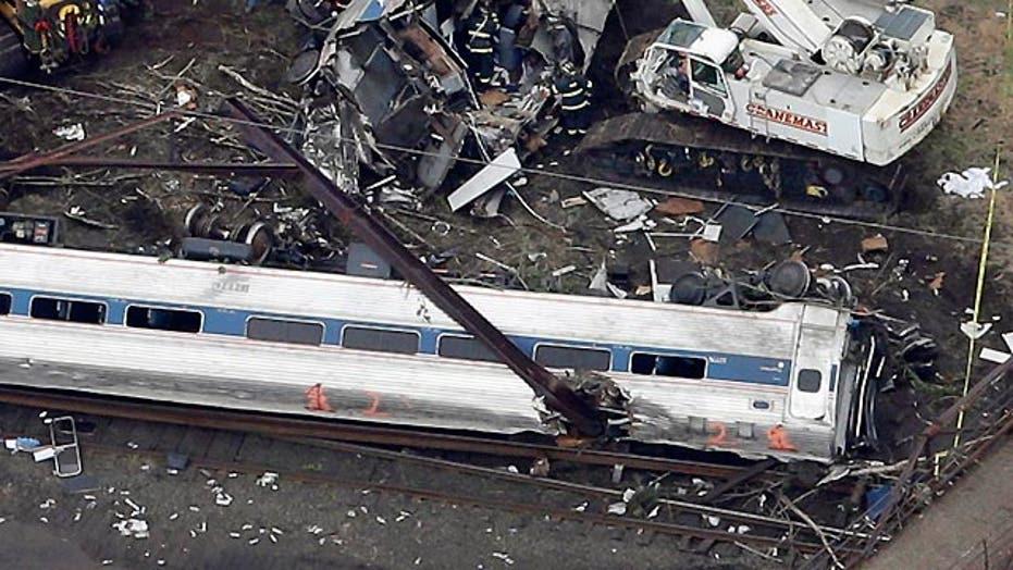 Amtrak train crash sparks infrastructure debate
