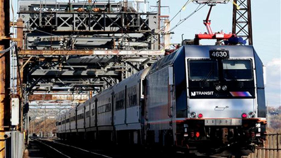 Infrastructure spending debate erupts after Amtrak crash