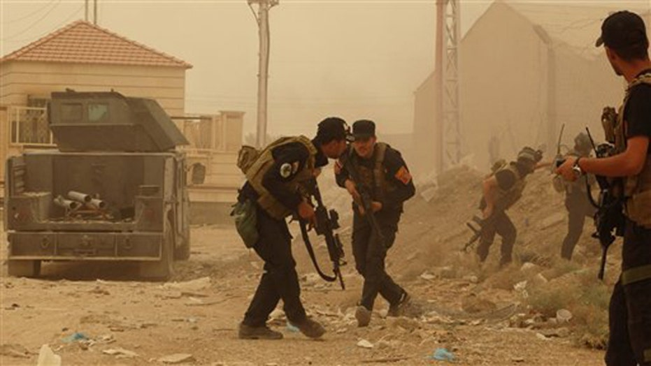 Iraqi forces launch new offensive against ISIS