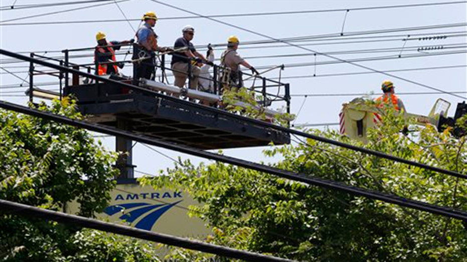 Amtrak to expand speed control system after derailment
