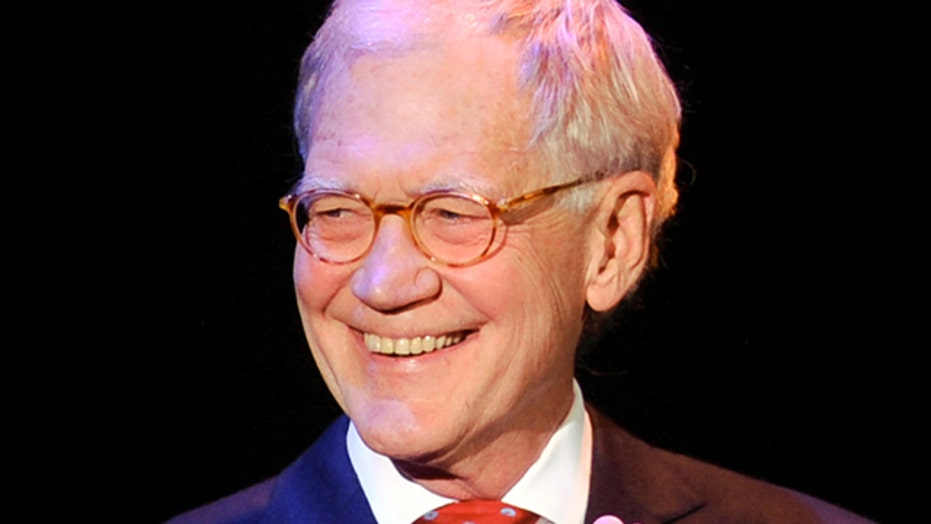 David Letterman calls it quits