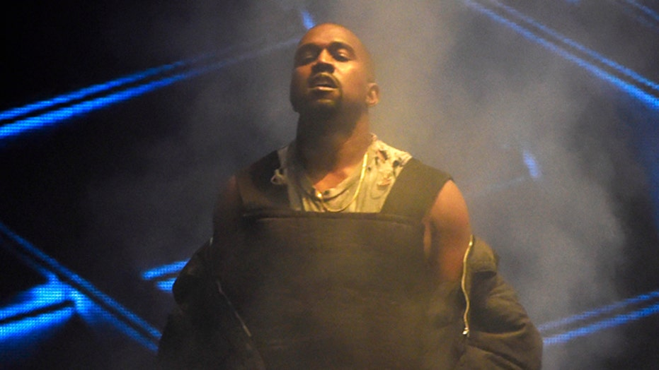 Kanye's song too filthy for TV