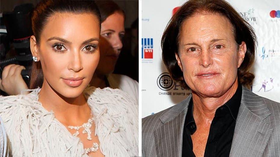 Kim Kardashian reveals details of Bruce Jenner as a woman