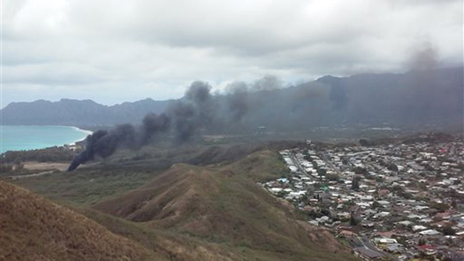 Marine killed, 21 hurt during training exercise in Hawaii