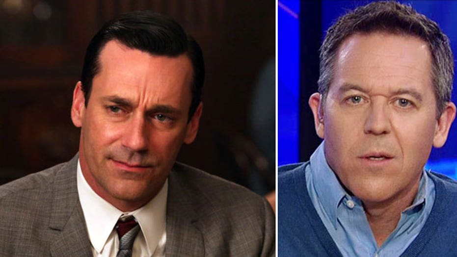 Gutfeld: 'Mad Men' was the real thing