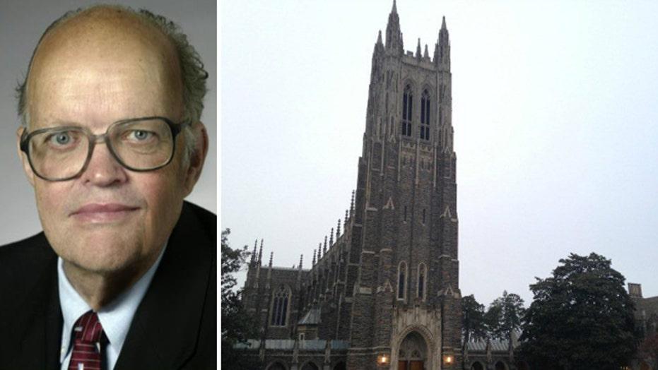 Duke professor facing backlash over race remarks