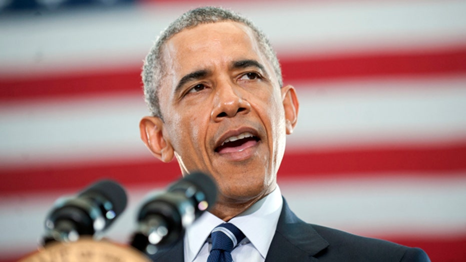 Critics blame Obama's 'weak' strategy for ISIS gains