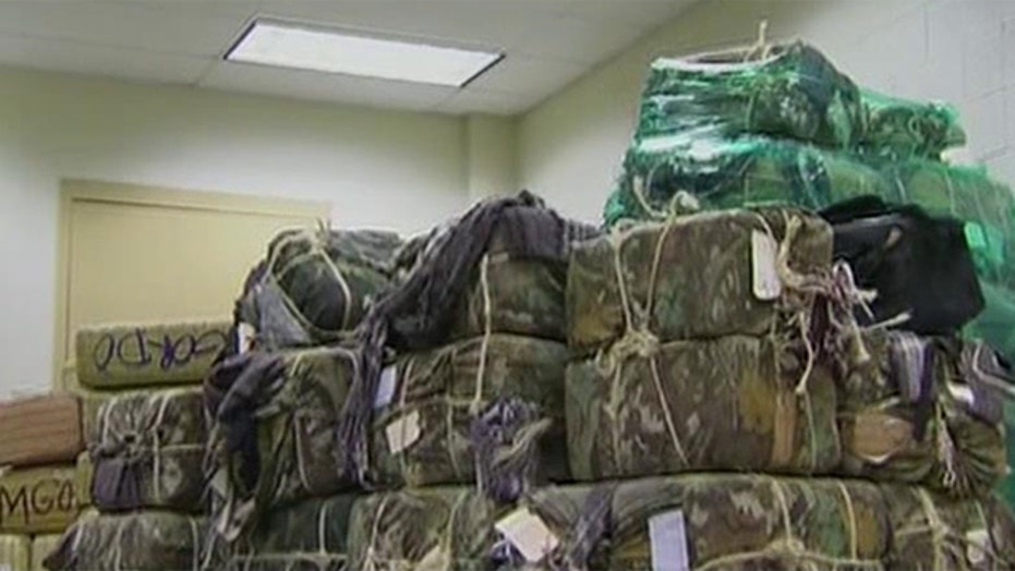 Cartels turning to hard drugs to replace drop in pot profits
