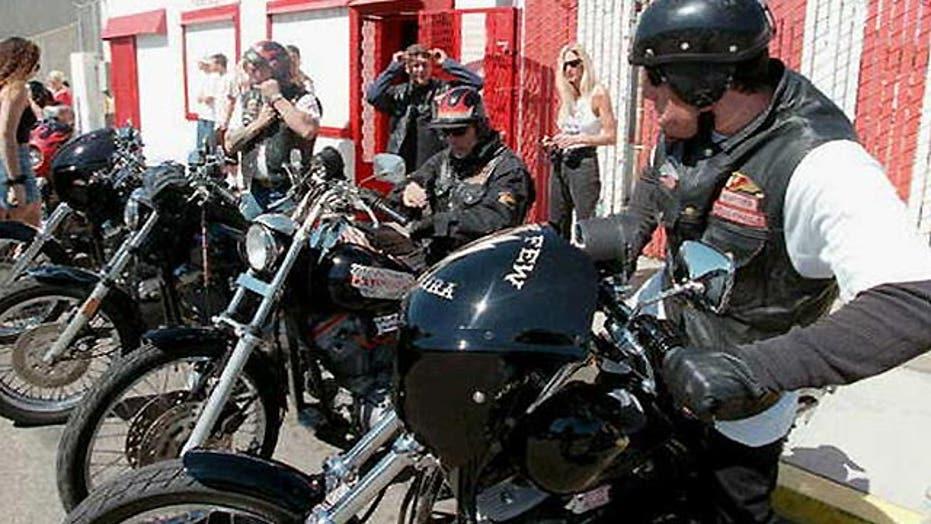 Behind violent biker gang culture