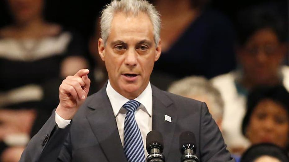 Rahm Emanuel struggles to tackle Chicago's debt
