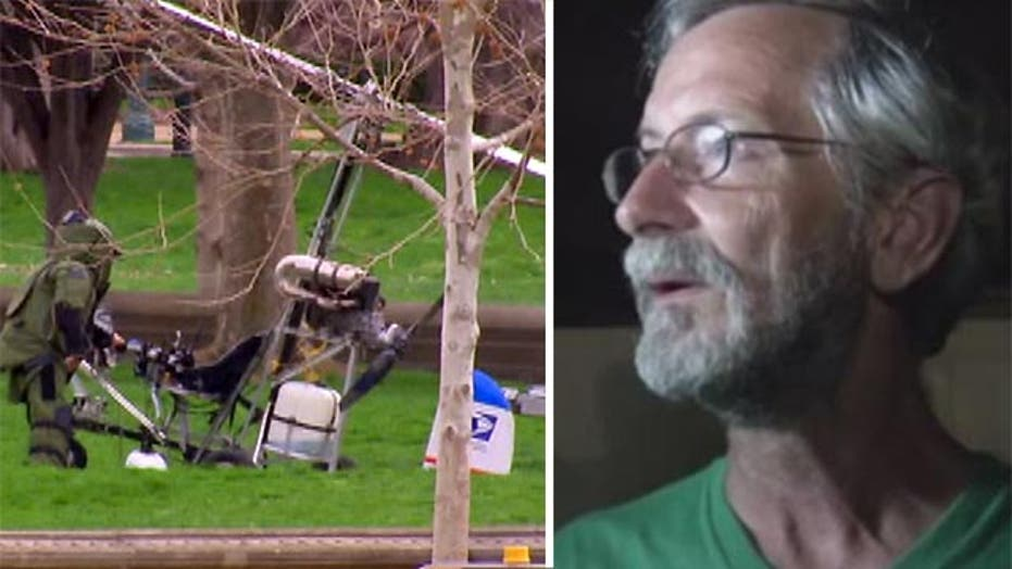 Capitol Hill gyrocopter pilot indicted on six charges