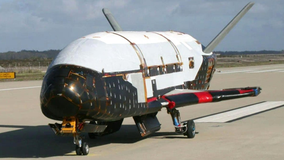 Space plane begins 4th mission shrouded in mystery