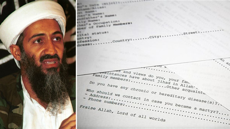 Documents: Bin Laden fixated on large-scale attacks on US