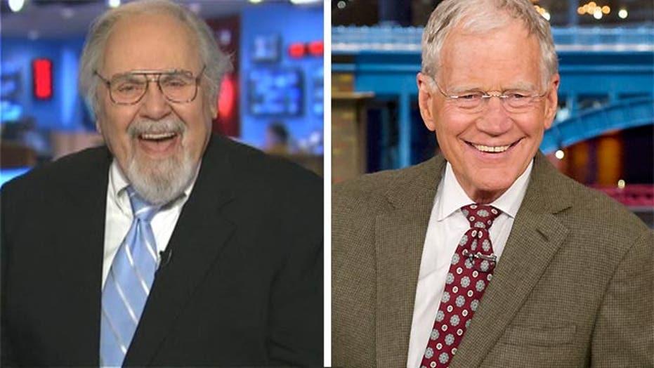 Funnyman George Schlatter on David Letterman's legacy
