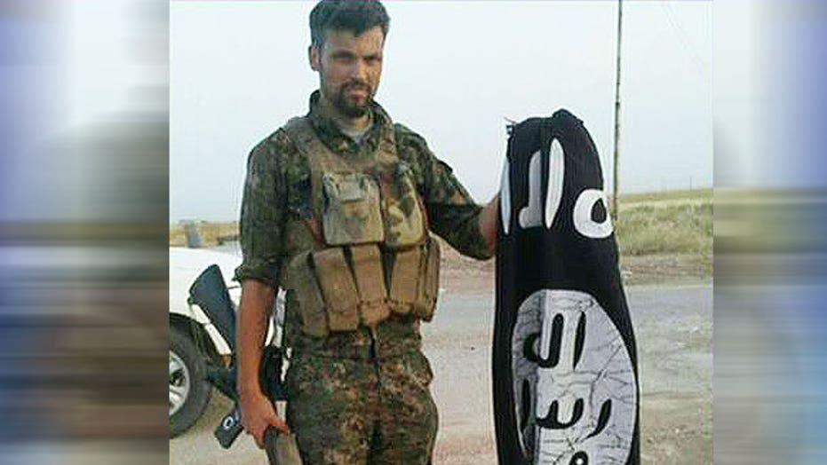 Veteran fighting against ISIS in Syria speaks out