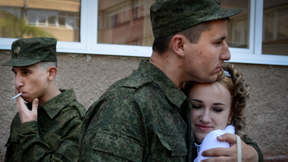Is Ukraine's truce with Russia falling apart?
