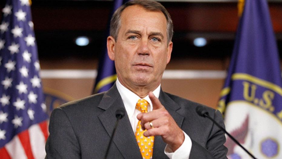 Boehner rips VA for lack of firings in wake of scandal