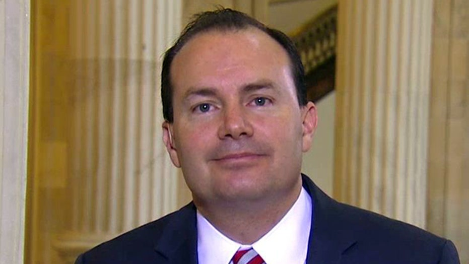 Sen. Lee makes case to end NSA bulk data collection