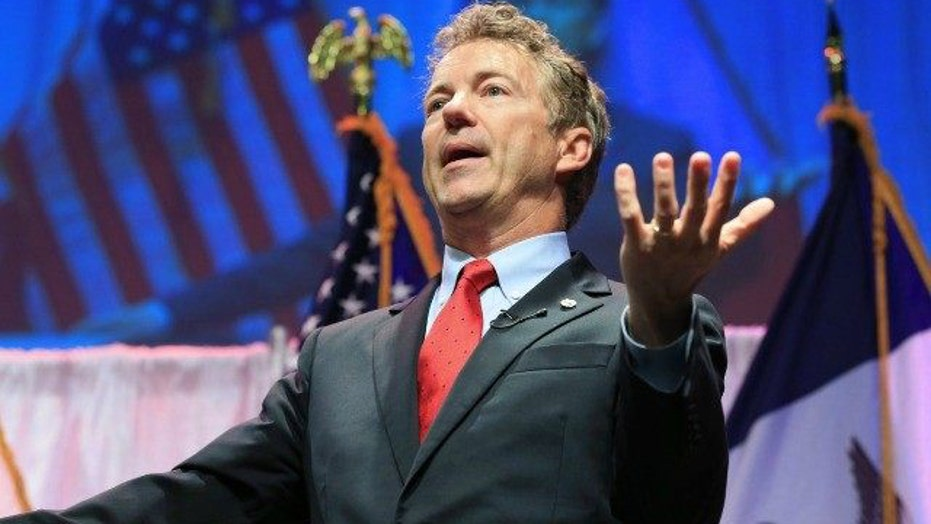 Mukasey: Rand Paul's Patriot Act protest merely 'hot air'
