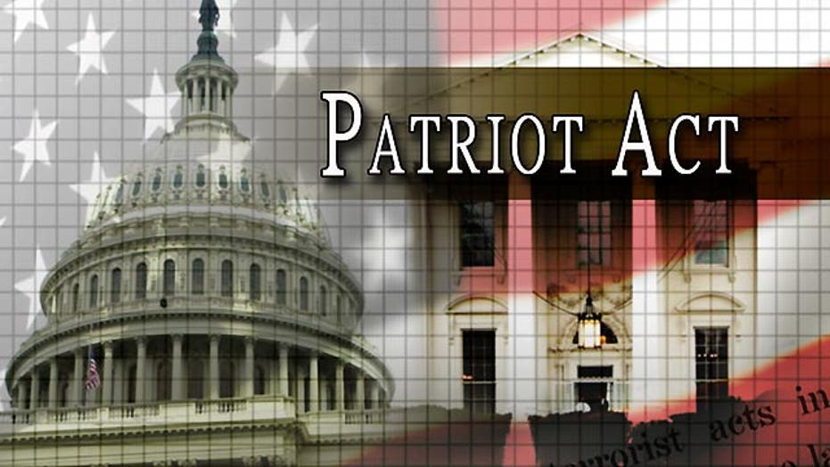 Is the Patriot Act justified?