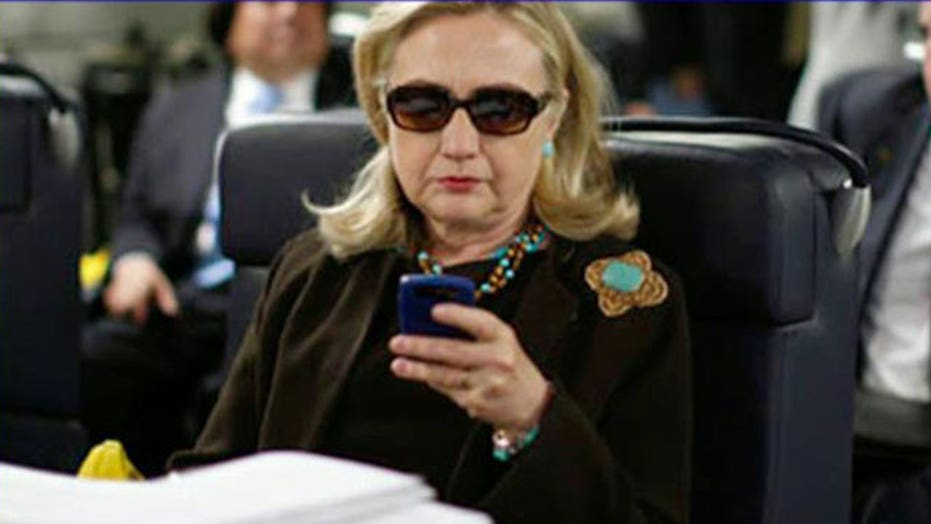 Clinton: All information in emails was handled appropriately