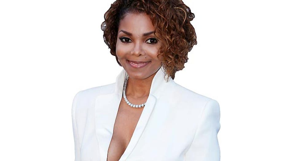Janet Jackson is back in action