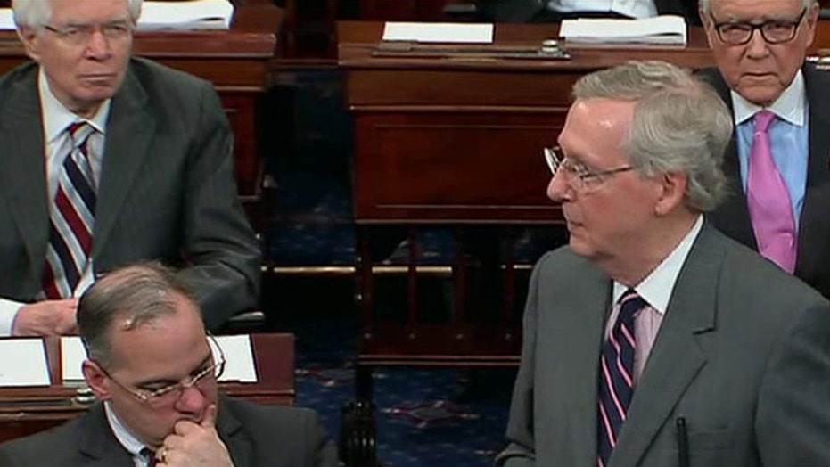 House bill on NSA surveillance rejected by Senate