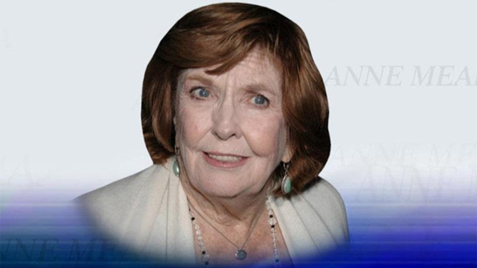 Comedian Anne Meara dies at age 85