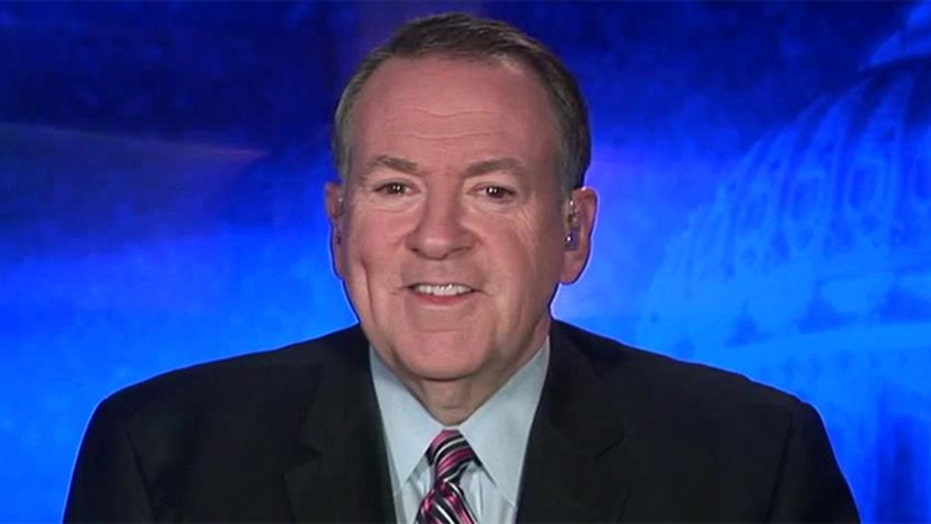 Mike Huckabee on Clinton emails, NSA data collection