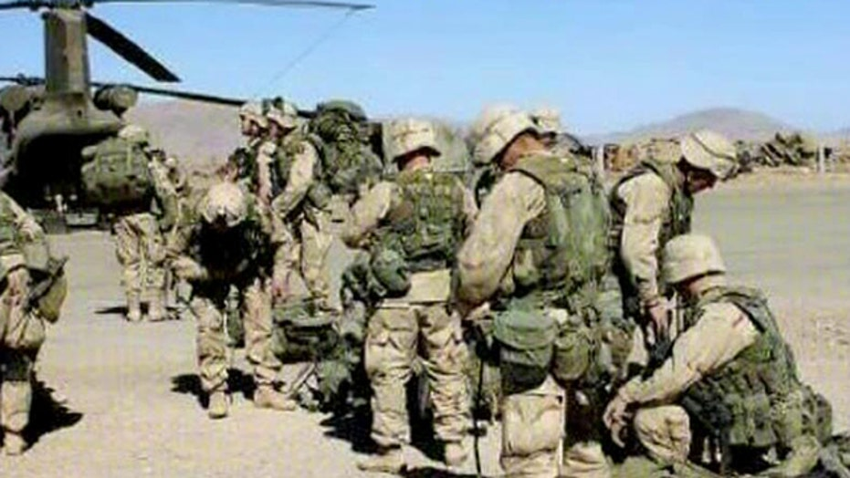 'Save a Warrior' program helps veterans suffering from PTSD