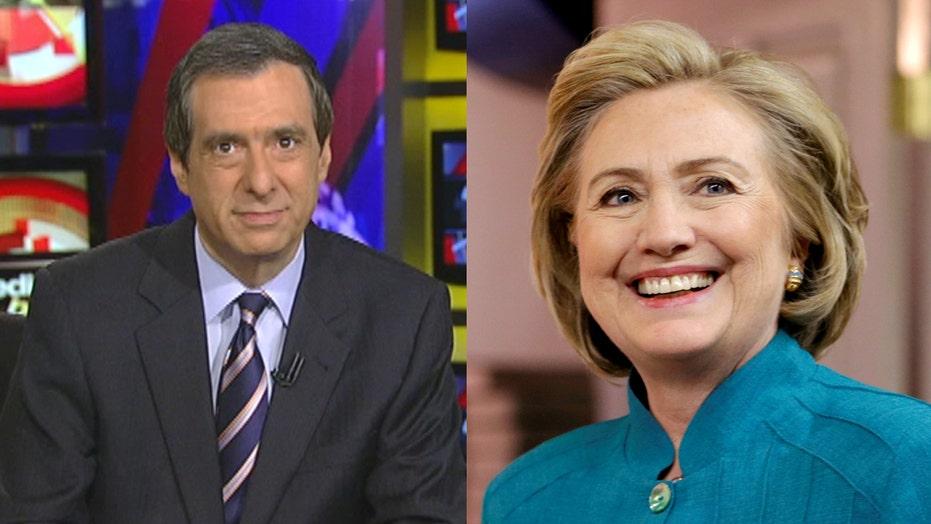 Kurtz: Media measure Hillary's 'coolness'
