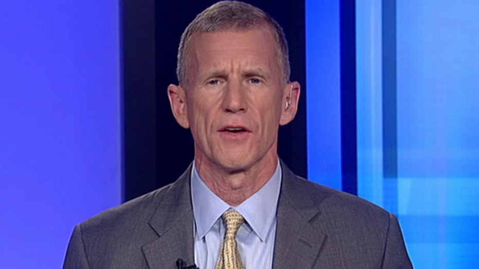 McChrystal: ISIS is organic network, we must adjust strategy