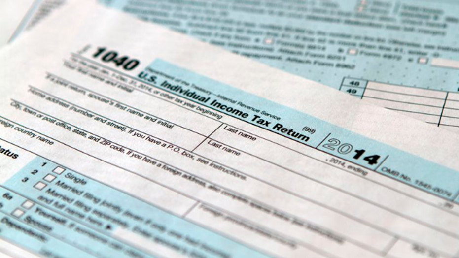 IRS: Thieves stole tax info from 100K households