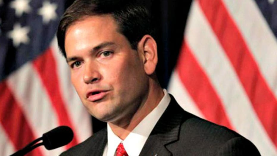 Marco Rubio warns of 'real, present danger' to Christianity