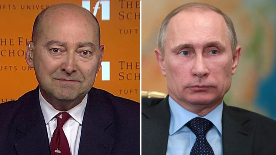 Former NATO supreme commander: Putin hiding Russian deaths