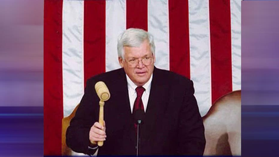 Former House Speaker Hastert indicted by feds