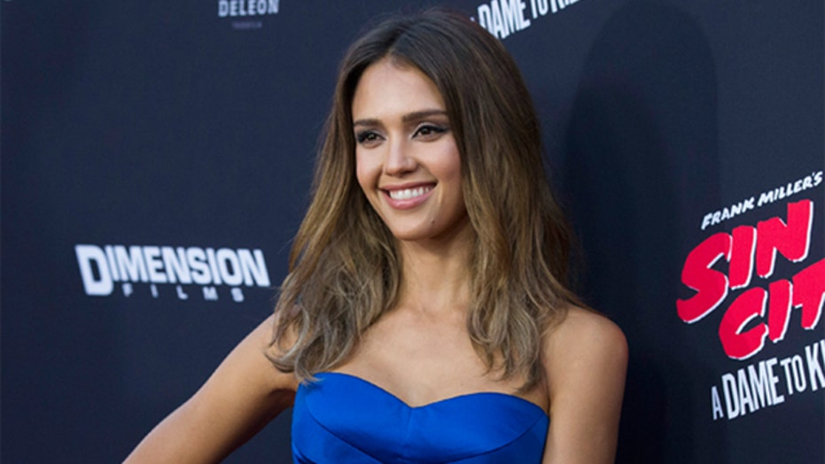 Jessica Alba passes $1 billion