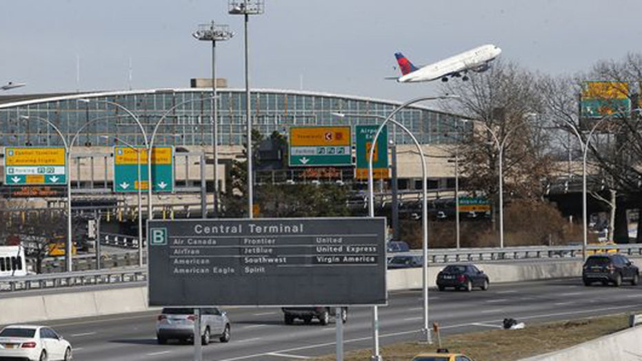 FAA: Flight has close call with drone near LaGuardia Airport