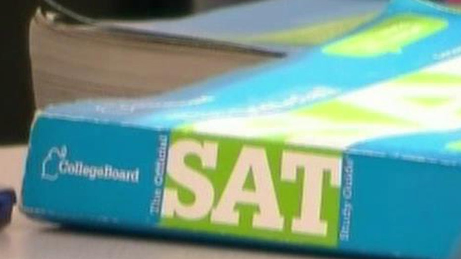 Hundreds of students forced to retake SAT amid missing tests