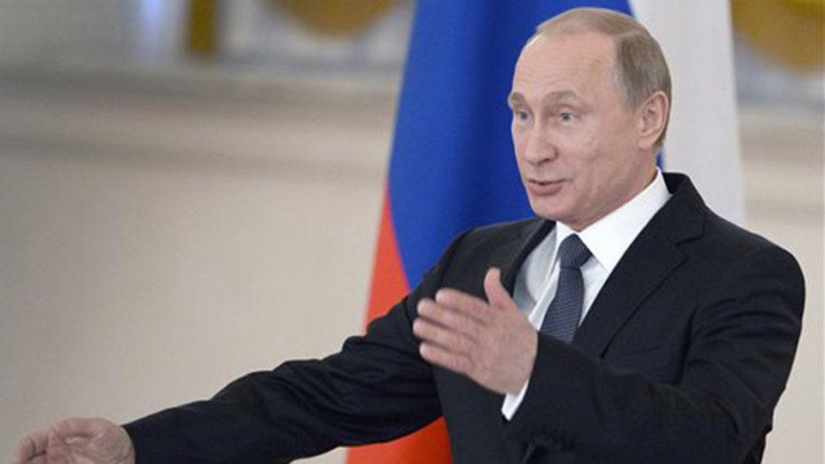 Outspoken Putin opponent near death in suspected poisoning
