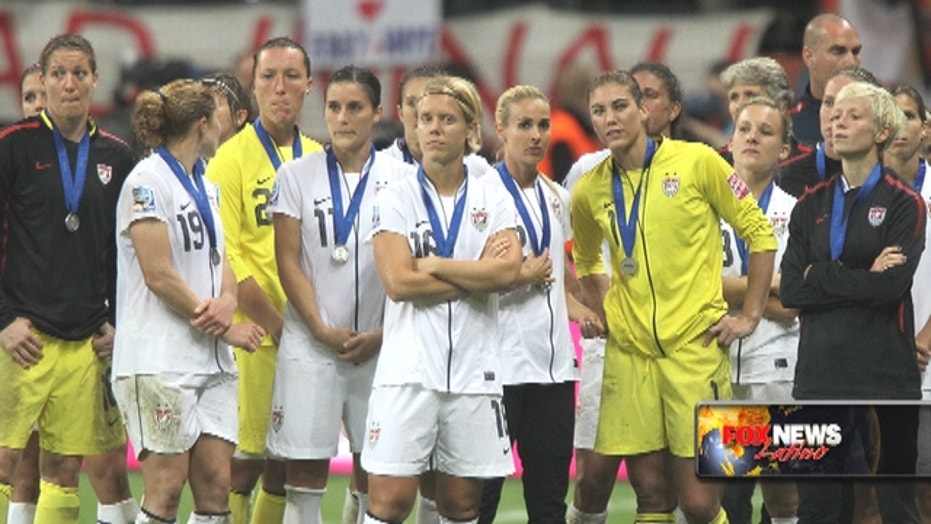 Team USA hopes for fairytale end at Women's World Cup