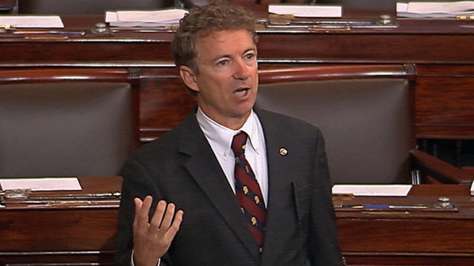 Eric Shawn Reports: Is Senator Rand Paul right?