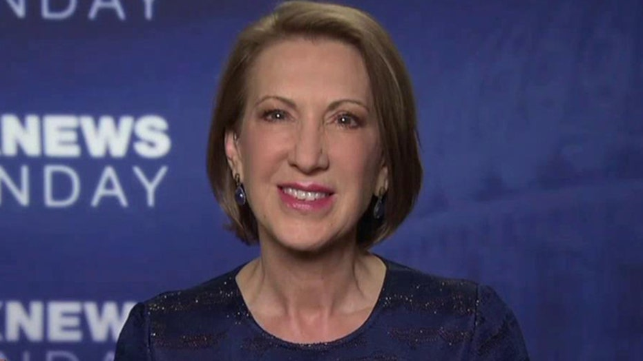 Can Fiorina's 'defeat Clinton' strategy win GOP nomination?