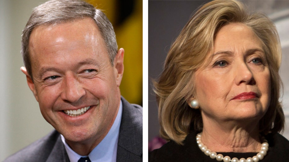 Do Democratic challengers have a chance against Hillary?