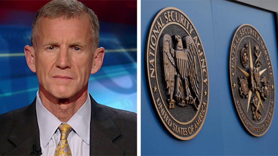 Gen. McChrystal: 'Never saw abuse' of NSA surveillance tools