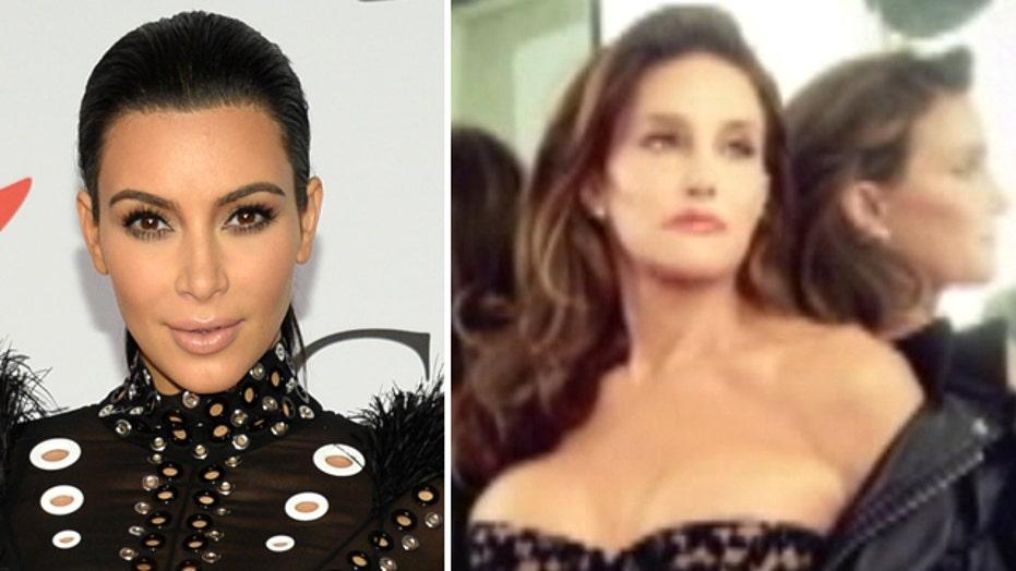 Kim Kardashian vs. Caitlyn Jenner for Internet supremacy!