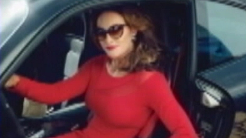 Caitlyn Jenner speaks on becoming her true self
