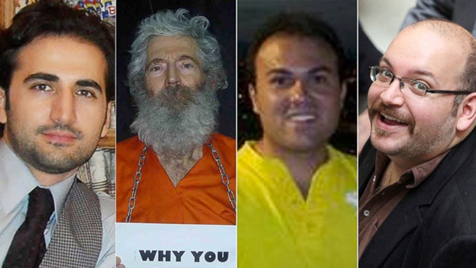 Kin of Americans held in Iran unite: The time is now
