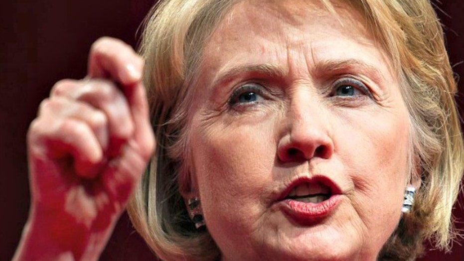 National Archives concerned about securing Clinton e-mails
